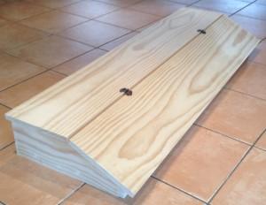 Standard Wooden Aquarium Hood 48 X 15 Inches The
