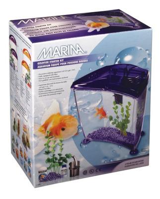 goldfish tank ideas. Marina Goldfish Aquarium