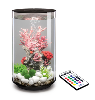 biOrb Tube 30L Aquarium MCR Black