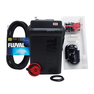 fluval 306 external aquarium canister filter - the aquarium shop ...