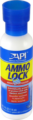 Aquarium Pharmaceuticals API Ammo-Lock 118mL