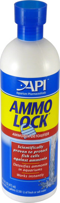 Aquarium Pharmaceuticals API Ammo-Lock 473mL