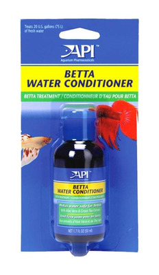 Aquarium Pharmaceuticals API Betta Water Conditioner 50mL