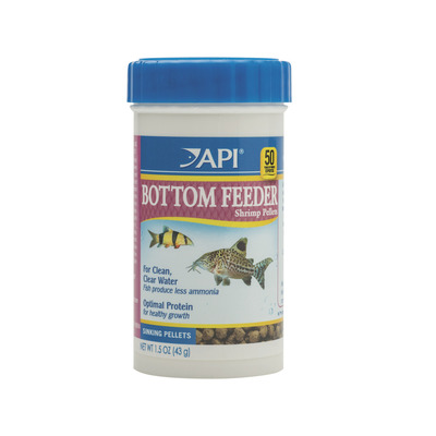 API Bottom Feeder Shrimp Pellets 37g