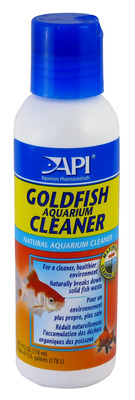 Aquarium Pharmaceuticals API Goldfish Aquarium Cleaner 118mL