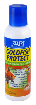 Aquarium Pharmaceuticals API Goldfish Protect 118mL