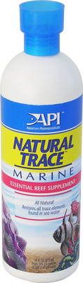 Aquarium Pharmaceuticals API Marine Complete Trace 473mL