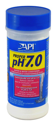 Aquarium Pharmaceuticals API Proper pH 7.0 powder 250g