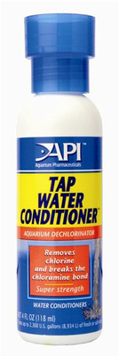Aquarium Pharmaceuticals API Tap Water Conditioner 118mL