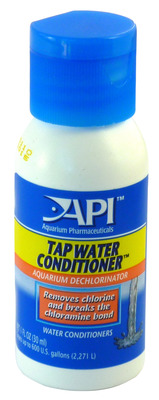 Aquarium Pharmaceuticals API Tap Water Conditioner 30mL