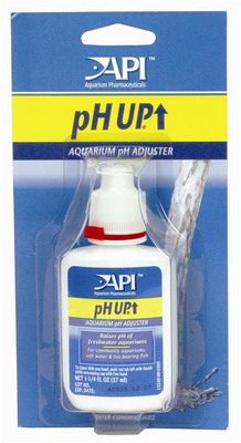 Aquarium Pharmaceuticals API pH Up 37mL