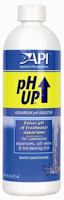 Aquarium Pharmaceuticals API pH Up 473mL