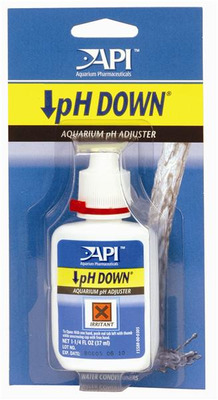 Aquarium Pharmaceuticals API pH Down 37mL