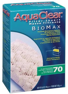 aquaclear 70 biomax hang on filter media the aquarium shop australia