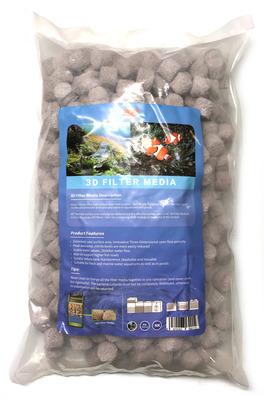 Aqua Clean 3D Filter Media 10 Litre Bag
