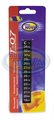 Aqua Nova Aquarium Digital Thermometer T-07