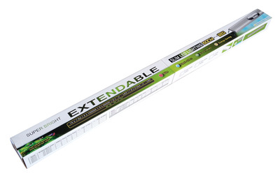 Aqua Zonic Super Bright Extendable LED Light Freshwater and Planted ...