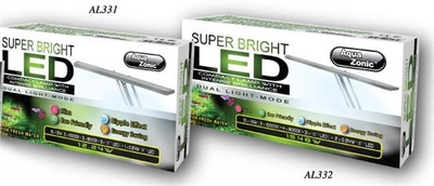 Aqua Zonic Super Bright Clamp LED Lamp 23cm For Fresh Water - The ...