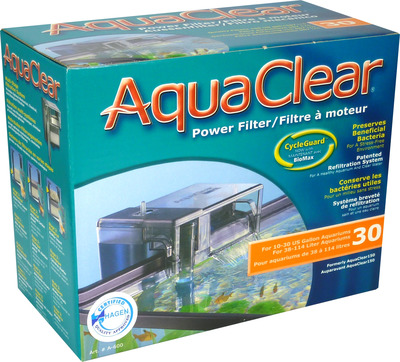 AquaClear 30 Aquarium Hang On Filter