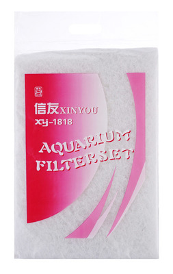 Aquarium Filter Media Fine Wool Pad White