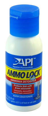Aquarium Pharmaceuticals API Ammo-Lock 30mL