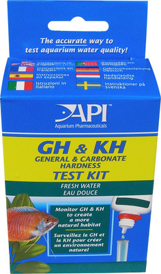 API Freshwater GH and KH Test Kit