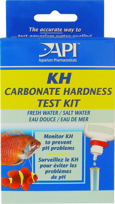 Aquarium Pharmaceuticals API KH Test Kit