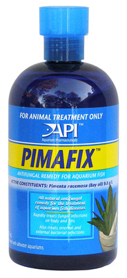 Aquarium Pharmaceuticals API Pimafix Fish Medication 473mL