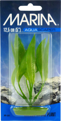 Marina Aquascaper Amazon Sword Aquarium Plant Small