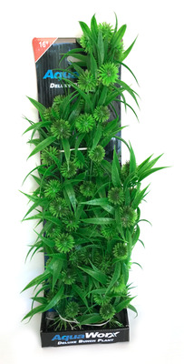 Deluxe Bunch Plant (22inch) Grass/Green flower