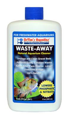 Dr Tim's Aquatics Waste-Away for Freshwater Aquaria 946ml (32oz)