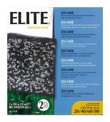 Elite Crystal-Flo Zeo-Carb for 20/40/60/80