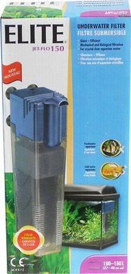 Elite Jet-Flo Internal Aquarium Filter 150