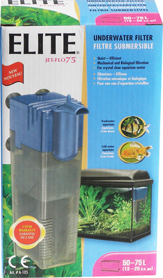 Elite Jet-Flo Internal Aquarium Filter 75