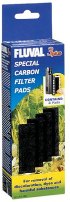 Fluval Special Carbon Filter Pads 3 plus