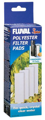 Fluval Filter Media Polyester Filter Pads 3 plus
