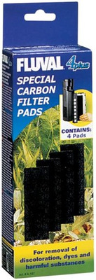 Fluval Special Carbon Filter Pads 4 plus