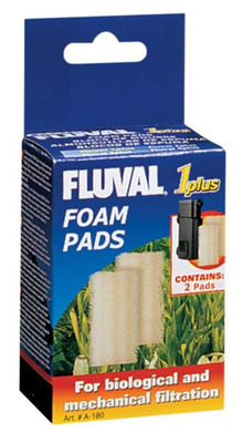 Fluval Filter Media Foam Insert 1 plus