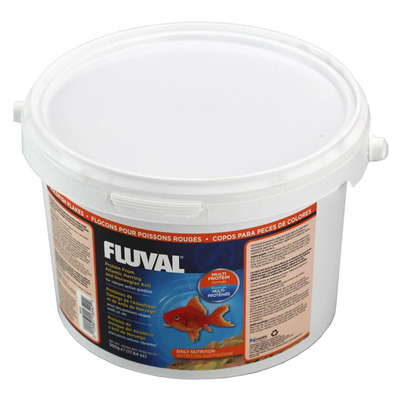Fluval Goldfish Flakes 500g Tub