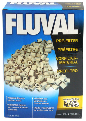 Fluval Pre Filter Noodles Media 750g