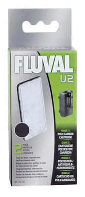 Fluval U2 Filter Media Poly Carbon Cartridge