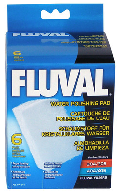 Fluval Water Polishing Pad Filter Media