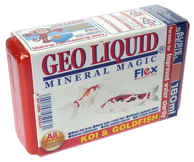 Geo Liquid Koi and Goldfish 180mL