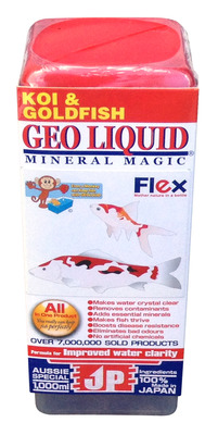 Geo Liquid Koi and Goldfish 1 Litre