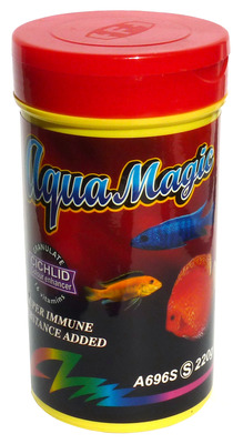 Hai Feng Aqua Magic Cichlid Granules 220g