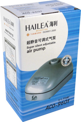 Hailea ACO 9601 Aquarium Air Pump