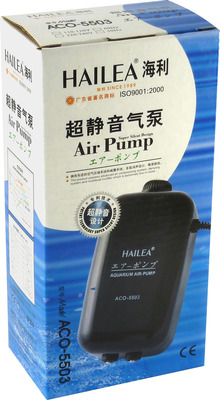 Hailea ACO 5503 Aquarium Air Pump