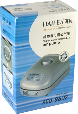 Hailea ACO 9602 Aquarium Air Pump