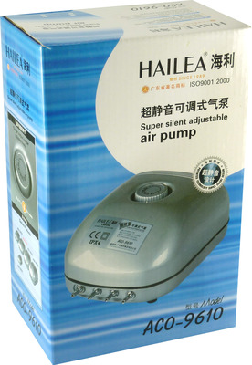 Hailea ACO 9610 Aquarium Air Pump