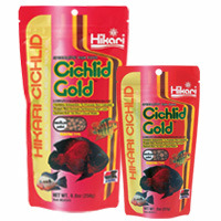 Hikari Cichlid Gold - Fish Food Mini Pellet 250g